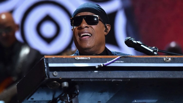 Stevie Wonder Says He's Moving toGhana to ProtectHis Grandchildren from Injustice