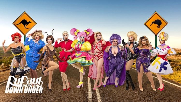 'RuPaul's Drag Race Down Under': Meet the Queens of Season 1