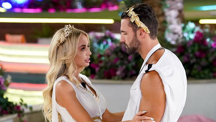 'Love Island' Couple Connor Trott and Mackenzie Dipman Split Up