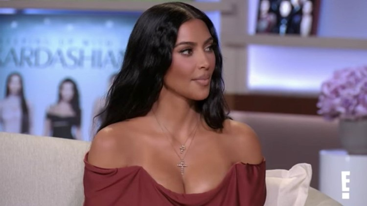 Kim Kardashian Reveals Whether She Plans to Dial Back Her Sexy Pics When She Becomes a Lawyer