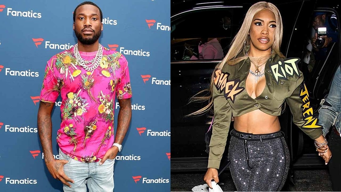 Meek Mill And Milan Harris Split Nearly 3 Months After Welcoming Son Wfaa Com