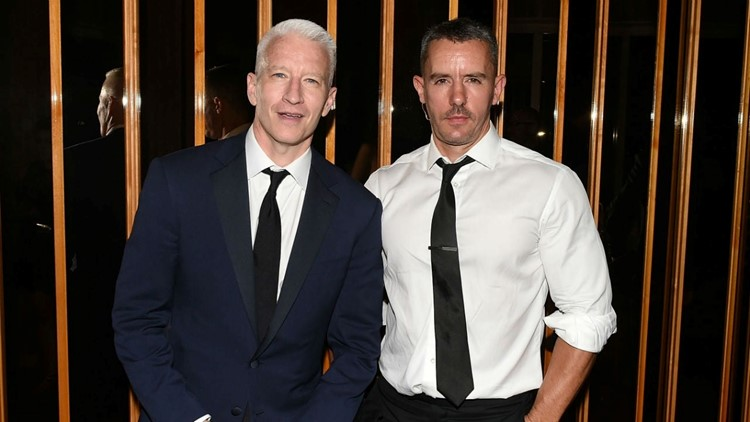 Anderson Cooper Shares Why He Got 'Really Pissed' at Ex Benjamin Maisani During Work Trip Away From Son Wyatt