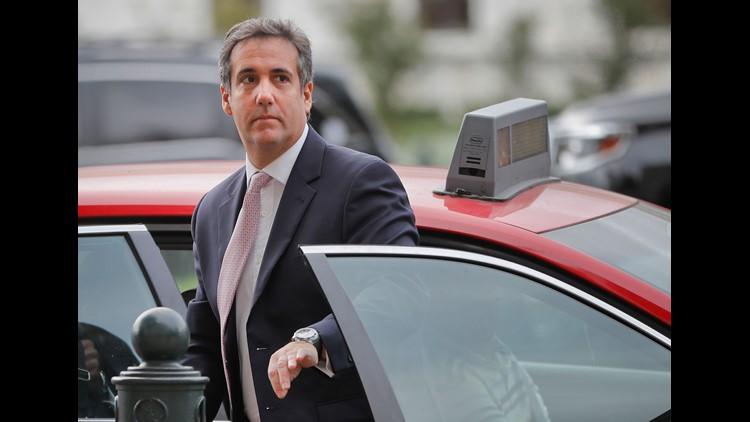 Trump Lawyer Michael Cohen Contradicts POTUS' Depiction Of FBI Raid