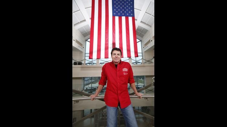 John Schnatter, founder of Papa John's Pizza