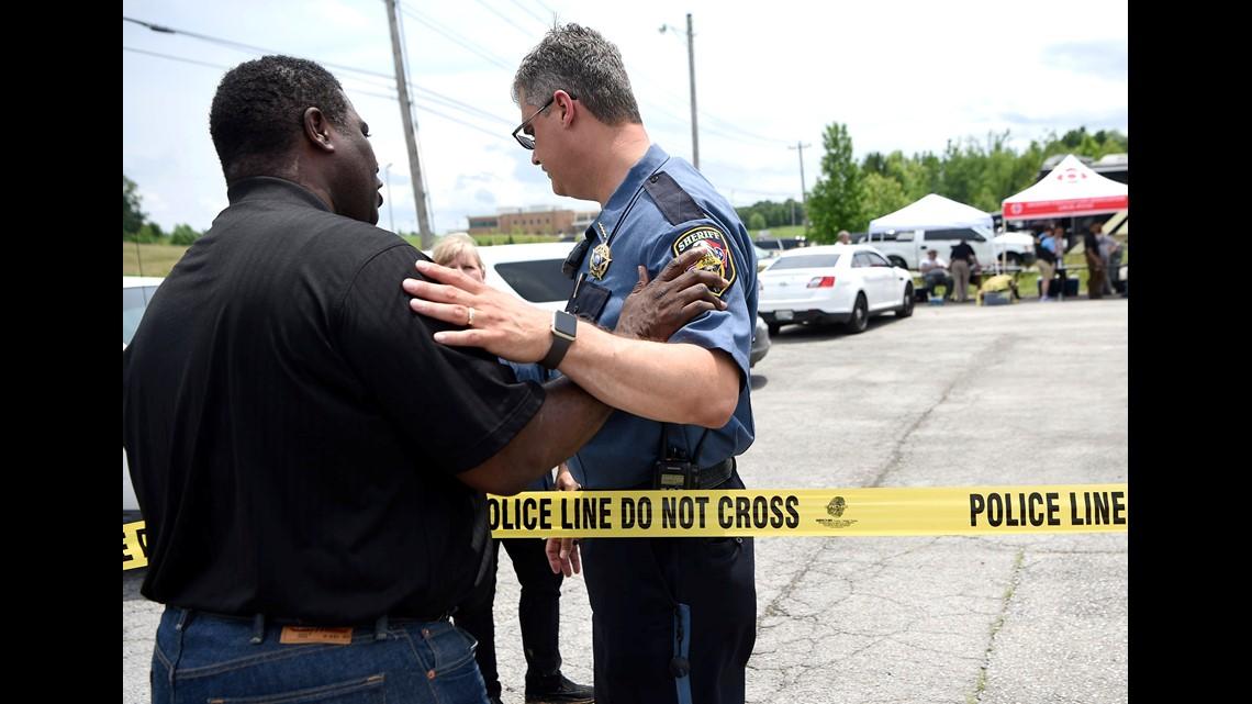 Steven Wiggins, suspect in Tennessee deputy's killing