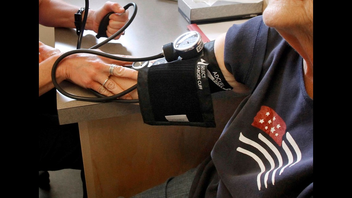 Aggressively Lowering Blood Pressure Could Reduce Risk Of