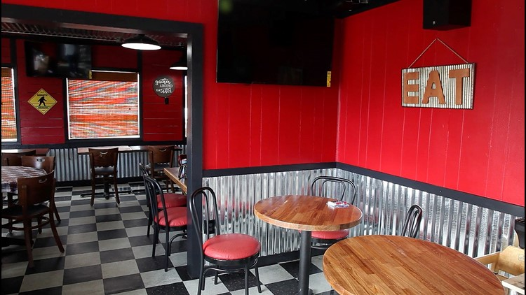 BBQ restaurant rebuilds from the ashes, strangers donate $28 ...