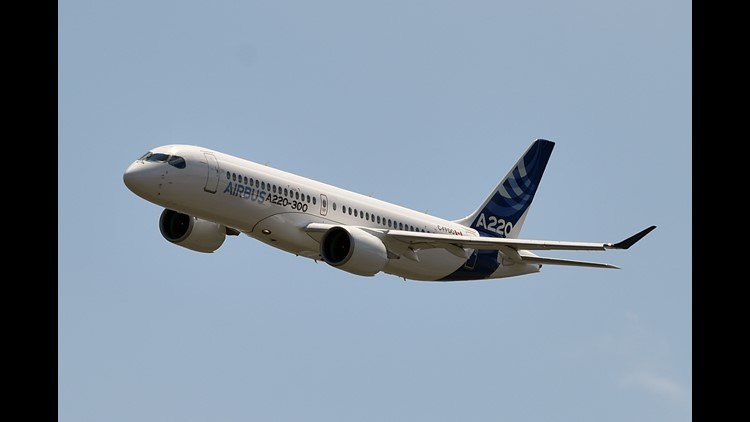 JetBlue Airways officials said Wednesday that Airbus A220 planes are a 'game changer' for the carrier to fly more seats at less cost than Embraer