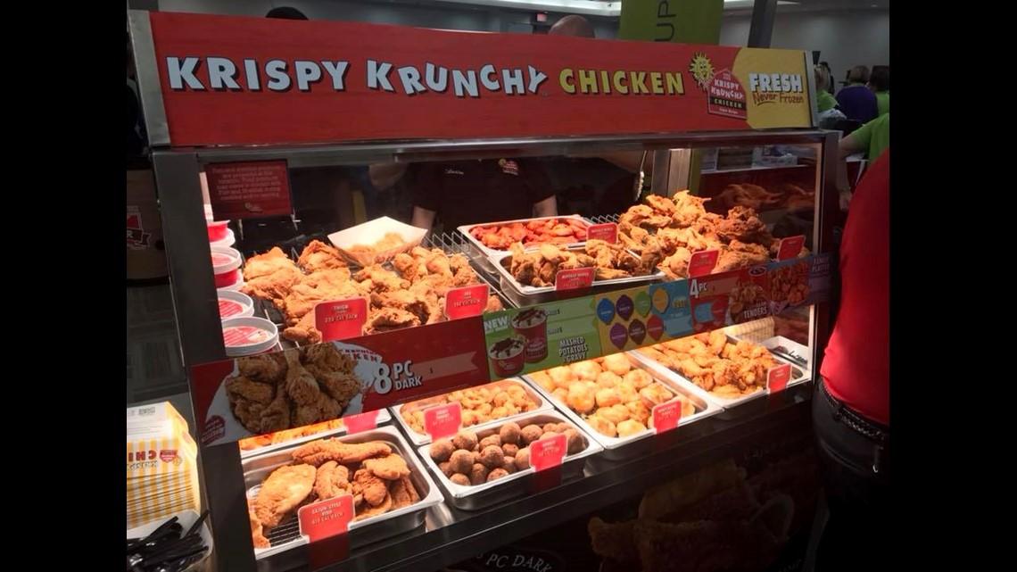 Krispy Krunchy Chicken: Fried franchise wins taste buds one