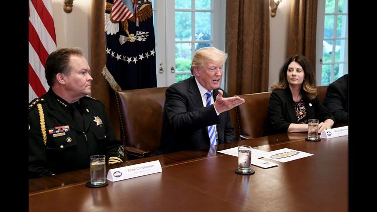 EPA USA TRUMP POL GOVERNMENT USA DC