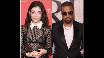 Lorde accuses Kanye West of stealing set design: 'Don't steal – not from women or anyone else'