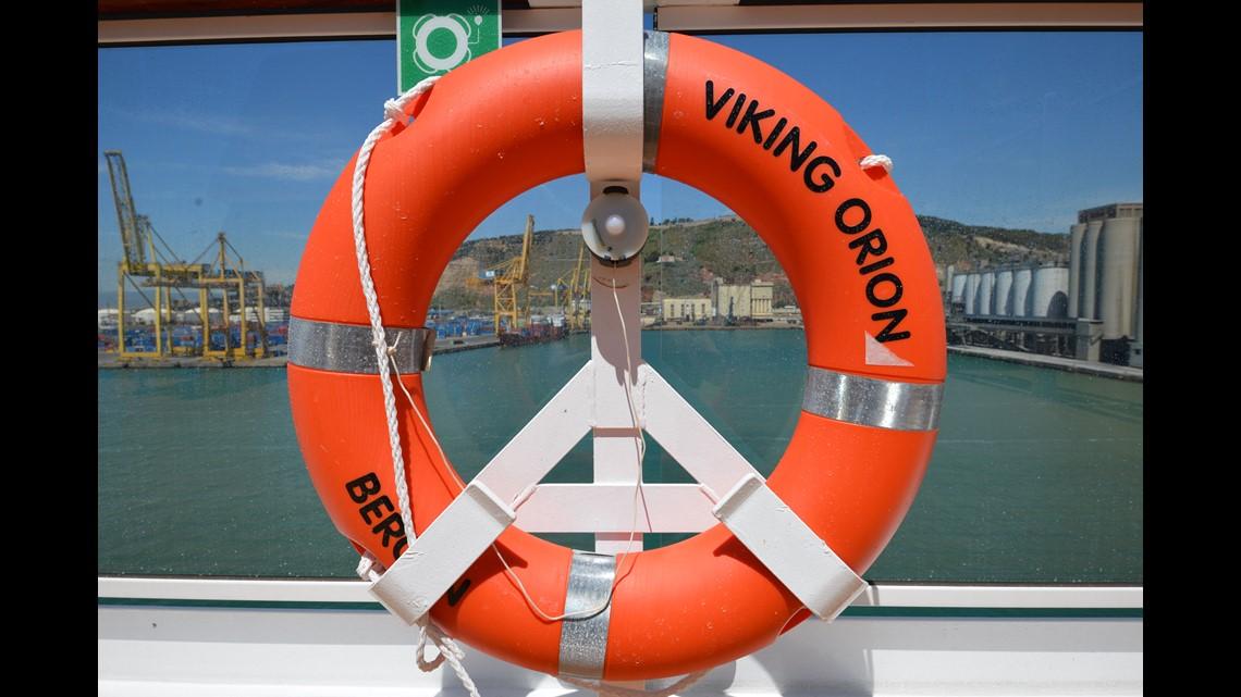 Fabulous First Look Inside Viking Cruises Newest Ocean Ship Viking Creativecarmelina Interior Chair Design Creativecarmelinacom