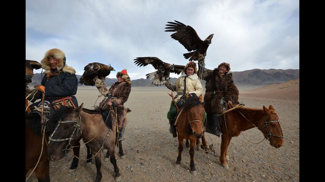 Reindeer Herders Eagle Hunters New Silversea Tour Brings