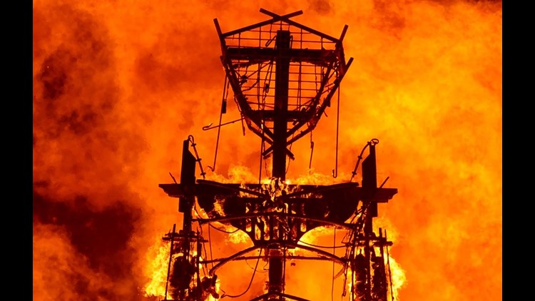 Burning Man festival founder Larry Harvey dies