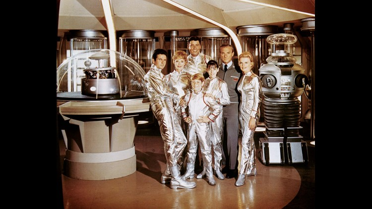 From the original 'Lost in Space' to 'Firefly' to 'Star Trek,' we rounded up our favorite intergalactic series. Bring your own space suit.
