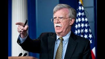 White House aide Bolton says Jamal Khashoggi audio doesn't implicate Saudi crown prince MBS