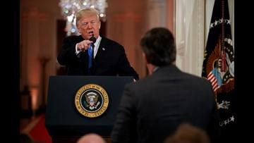 CNN sues Trump administration, demands return of reporter Jim Acosta's White House press credentials