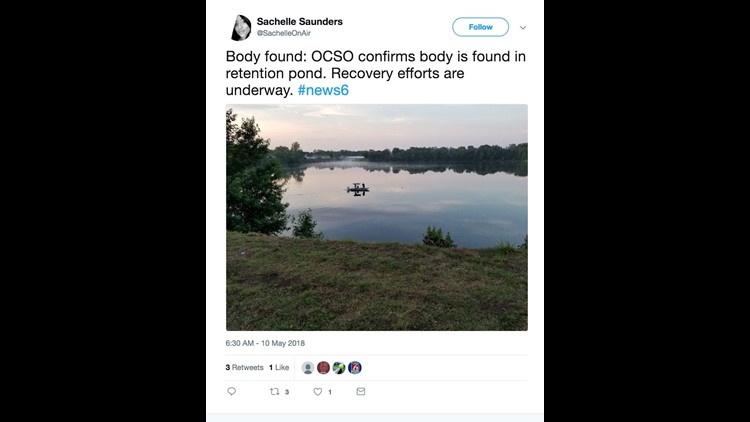 Possible gator attack in Orlando: Water rescue underway in Florida