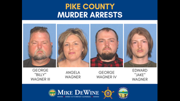 Arrests made in 2016 slaying of 8 family members in Ohio