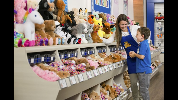 The one-day only deal means customers pay their age for a furry friend, even for the popular Trolls and Star Wars characters.