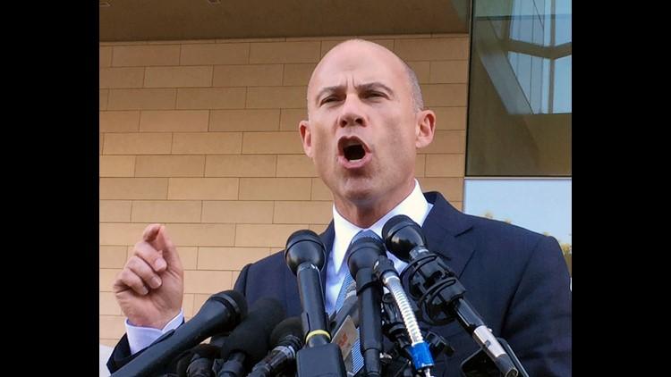 Michael Avenatti arrested in Los Angeles, denies domestic violence accusations