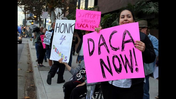 Ap Immigration Democrats A Usa Ca