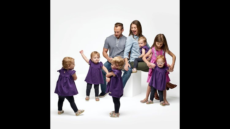Adam and Danielle Busby from TLC's 'OutDaughtered' share