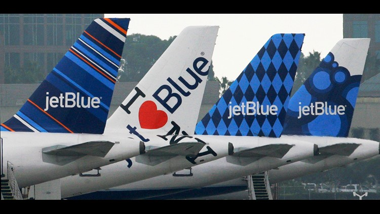 Woman fired from bridesmaid duties asks JetBlue for refund