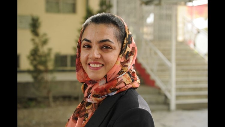 Feroza Mushtari' journey to becoming a midwife in Afghanistan began with helping one pregnant woman at a time when Taliban made such jobs difficult.