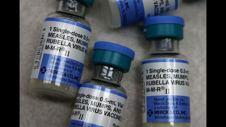 measles arizona anti-vaxxers