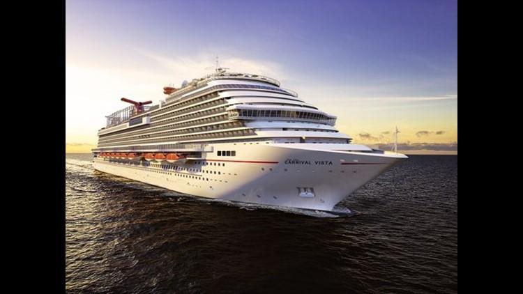 Carnival Vista's Move To Galveston Gives Texas Port City