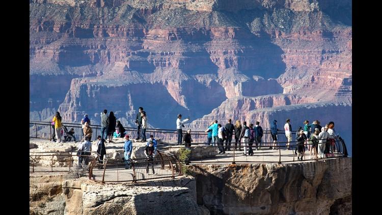 7 Ways You Re Doing Grand Canyon National Park Wrong Wfaa Com