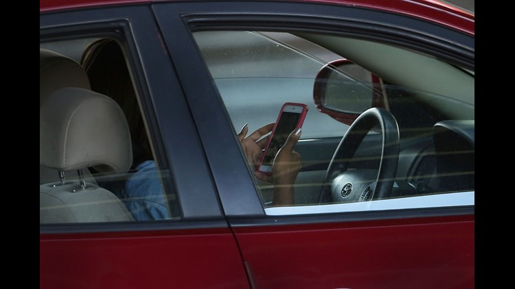 New Law Seeks To Crack Down On Distracted York Drivers