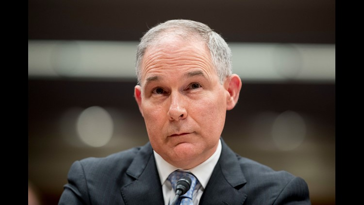 EPA bars AP, CNN from summit on contaminants