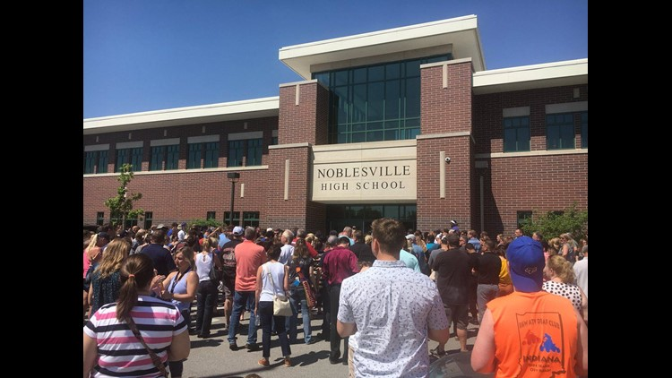 Indiana Middle School Shooting Suspect in Custody After 2 Hospitalized