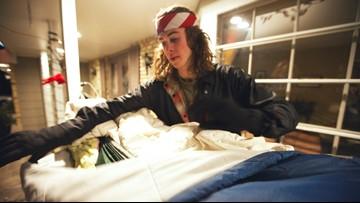 Minnesota teen sleeps outside for 18 months in hammock