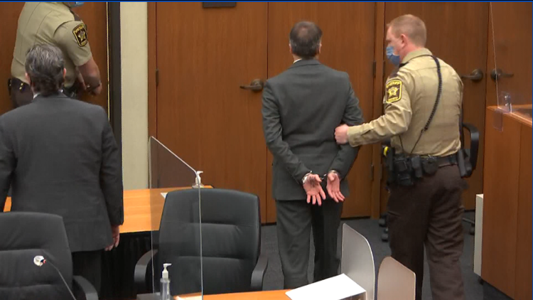 Sentencing for Derek Chauvin, convicted with murder of George Floyd, set for June 16
