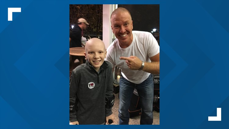 Chip Gaines to chop his locks in support of child cancer research