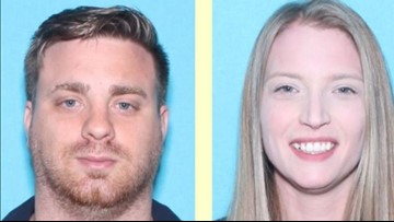 Police: Bodies found in shallow grave in rural Okla. believed to be missing pair from Texas