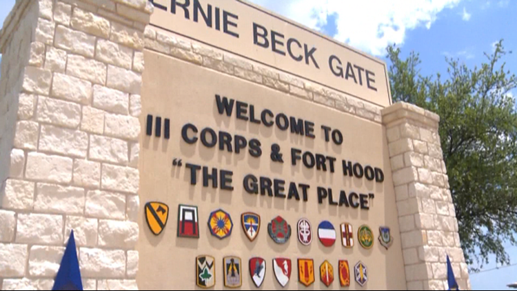 Fort Hood facing potential name change with congressional override of military bill