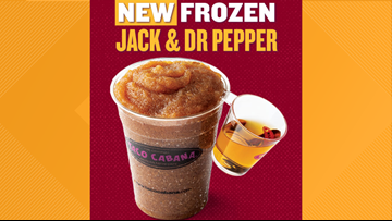 Taco Cabana is serving a new frozen alcoholic drink starting July 1