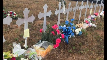 Service honors Sutherland Springs victims; Cornyn seeks stronger background checks