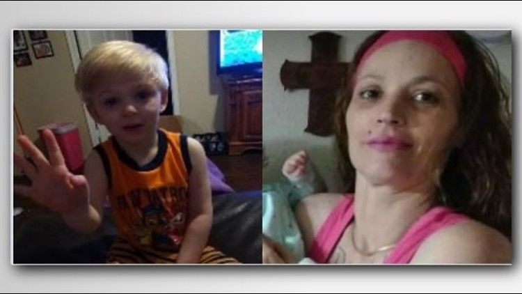 Amber Alert issued for Texas City child