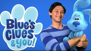 'Blue's Clues' reboot launches this November