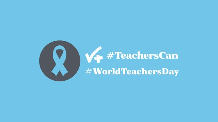 Support Texas teachers on social media with your #TeachersCan stories
