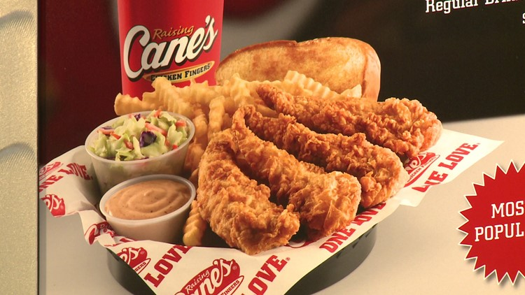 Raising Cane's distributes $2M bonus to its frontline workers