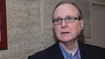Microsoft co-founder, Trail Blazers owner Paul Allen dies of cancer