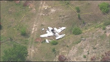 Sources ID registered owner of plane that crashed near San Antonio, killing 6
