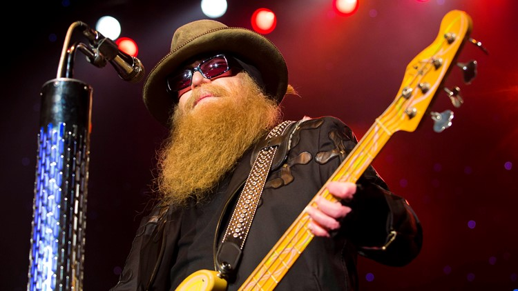ZZ Top's Dusty Hill dies at age 72, band says