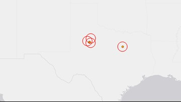 4 earthquakes reported in 14 hours across Texas